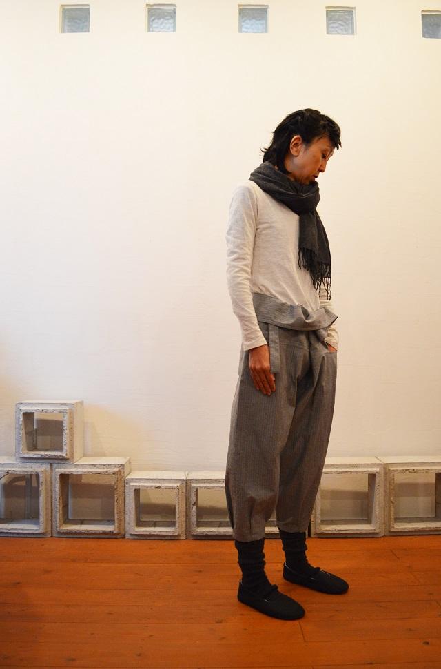 wrap pants Ⅱ 写真04