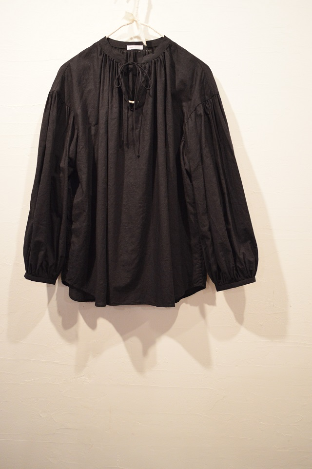 slit string shirt 写真03