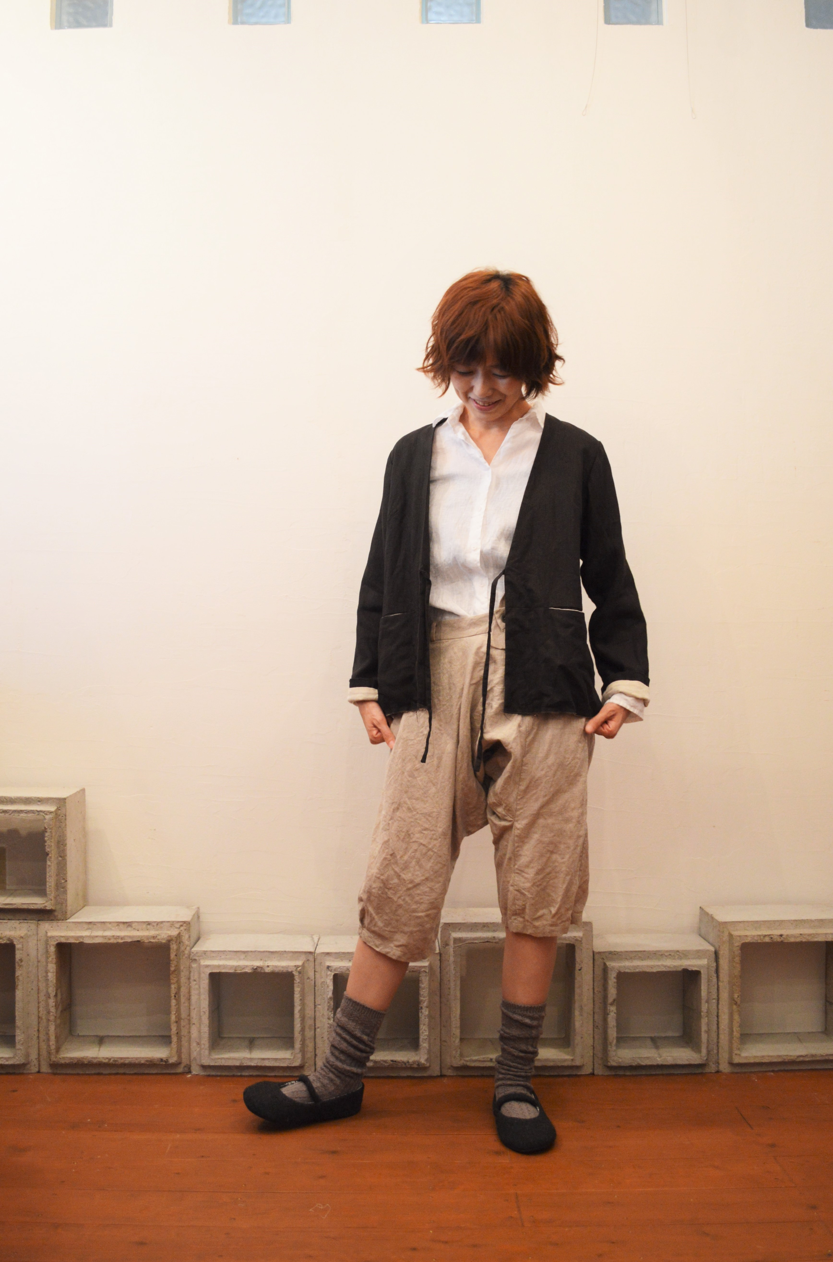 cardigan string JK 写真04